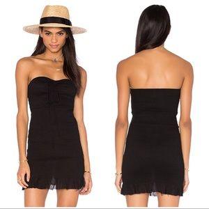 Free People Beach Babe Smocked Bodycon Dress